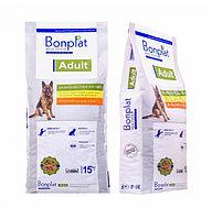 Bonplat Adult с курицей, сухой корм для собак всех пород
