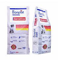 Bonplat Adult Sensative с ягненком, сухой корм для собак всех пород