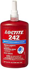 Loctite 242 250(ml) - Резьбовой фиксатор средней прочности