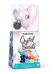 Набор для творчества Make It Real Хрустальные секреты Crystal Secrets браслеты