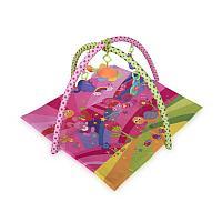 Игровой коврик Сказка Розовый 89*84