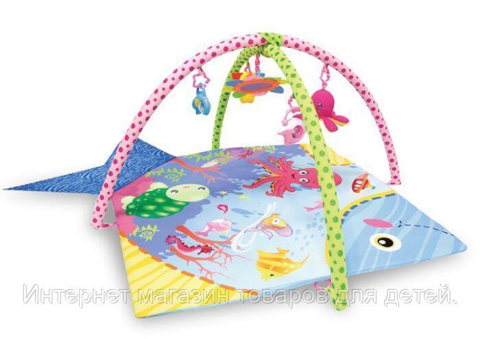 Игровой коврик Океан 115*115