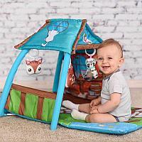 Игровой коврик LITTLE HOUSE 113x56x53