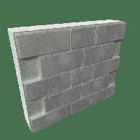 Фасадные термо панели в стиле Римсий кирпич, фото 1