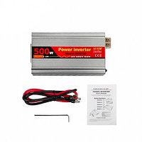 Инвертор DY-8109 500W 24V/220V