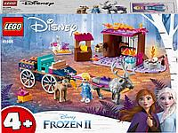 Lego 41166 Принцессы Дисней Дорожные приключения Эльзы
