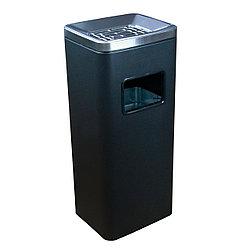 Урна пепельница PEP002 черная