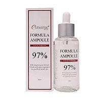 Сыворотка для лица с галактомисисом Esthetic House Formula Ampoule Galactomyces, 80 мл