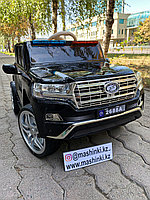 Детский электромобиль на пульте Toyota Land Cruiser 200 Police доставка бесплатно по Алматы и КЗ