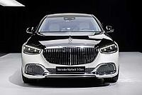 Обвес Maybach для Mercedes-Benz W223 S-class