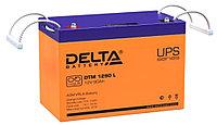 Аккумулятор Delta DTM 1290 L (12В, 90Ач)