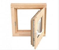 Окно для бани (40*40 см)