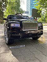 Детский электромобиль на пульту с доставкой Rolls Royce Phantom Алматы и КЗ