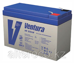 Аккумулятор Ventura HR1234W (12В, 9Ач)