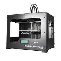 3D Принтер WANHAO Duplicator 4S Iron Man