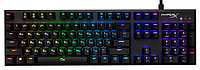 Клавиатура HyperX Alloy FPS RGB Mechanical Gaming Silver Speed, HX-KB1SS2-RU