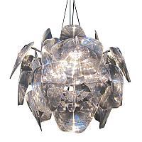 Подвесная люстра в стиле арт-деко