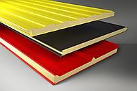 Стеновая сэндвич-панель, толщина - 120 мм.