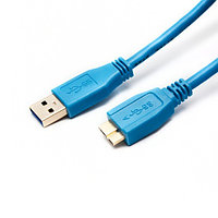 Кабель MICRO-A USB на USB 3.0 SHIP US007-1.2B, 1.2м