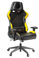 Компьютерное кресло Zombie VIKING 5 Aero, Black/Yellow