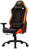 Компьютерное кресло Cougar Explore, Black/Orange
