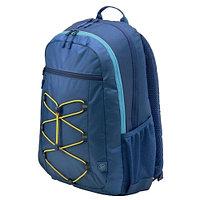 Рюкзак для ноутбука HP Active Backpac, 15.6, 1LU24AA, голубо-желтый