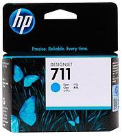 Картридж HP 711, CZ130A, Cyan