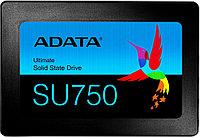 "Диск SSD 2.5"" 256Gb ADATA SU750, ASU750SS-256GT-C"