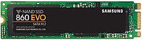 Диск SSD M.2 1 TB Samsung 860 EVO, MZ-N6E1T0BW