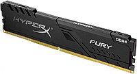 Оперативная память DDR4 3200/8Gb Kingston HyperX FURY Black, HX432C16FB3/8