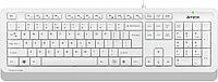 Клавиатура A4Tech FSTyler FK10 White, USB