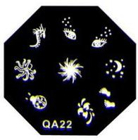 QA-22 Диск для нейл стемпинга