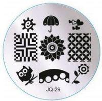 JQ-29 Диск для нейл стемпинга