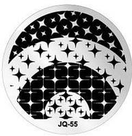 JQ-55 Диск для нейл стемпинга