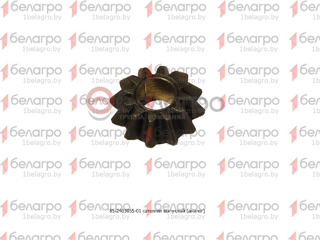 85-2403055-01 Сателлит дифференциала МТЗ с втулкой выпуклый, (А)