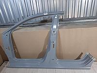 6RU809051A Боковина кузова левая для Volkswagen Polo Sedan 2011- Б/У