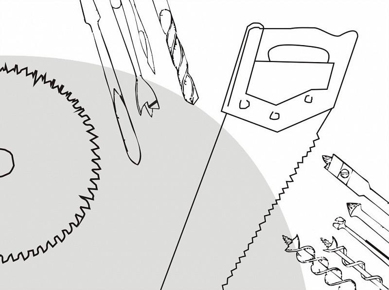 Профессиональная заточка дереворежущего и бытового инструмента