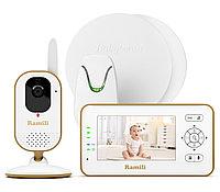 Видеоняня Ramili Baby RV350 с монитором дыхания BabySense 7 Plus, фото 1