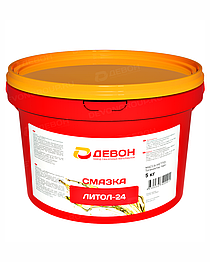 Смазка Девон Литол-24  (5кг)