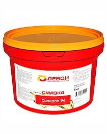 Смазка Девон Солидол Ж (5кг)