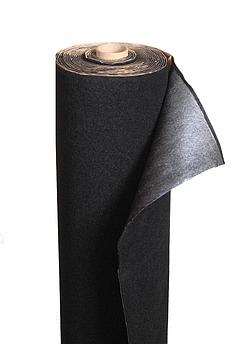 Карпет самоклеющийся (черный)