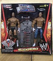 Немного помятая!!! 3340 Ринг для рестлинга WrestleMania