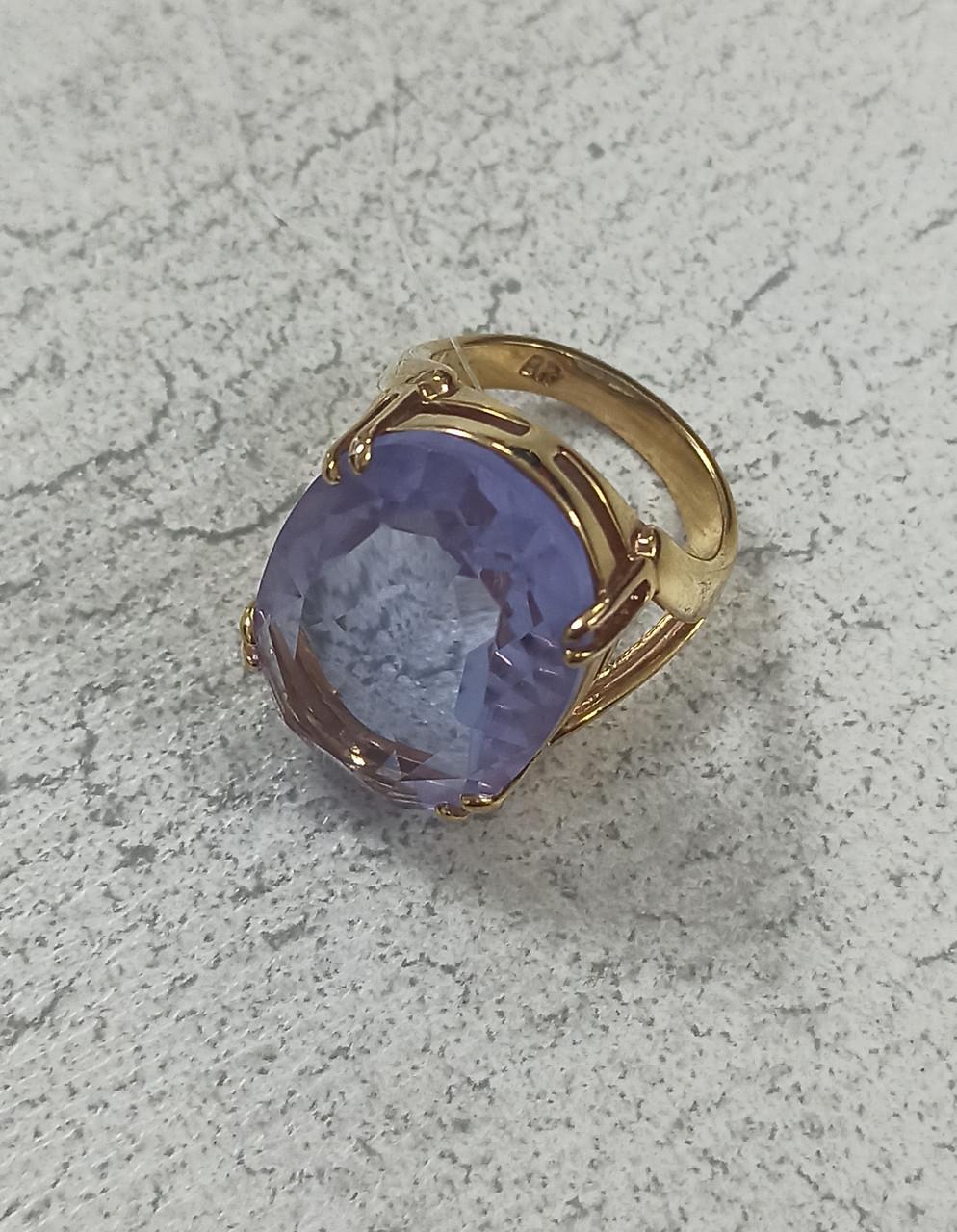 Кольцо / Bruna / . размер кольца 18