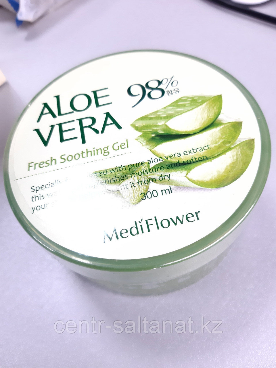 Гель алоэ Aloe Vera Fresh Soothing Gel 300 мл