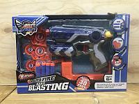Немного помятая!!! JL Пистолет бластер Dart Blaster