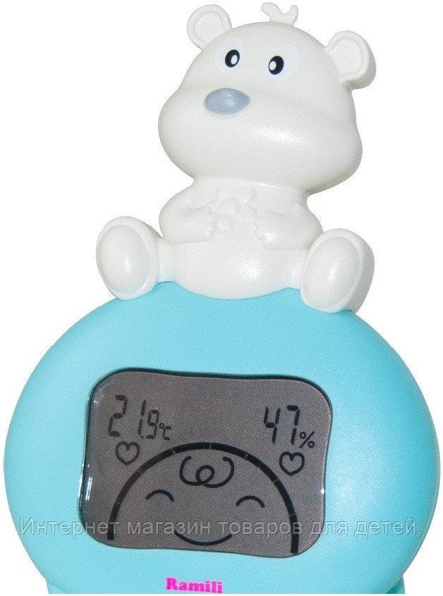 Гигрометр-термометр (2 в 1) Ramili ET1003