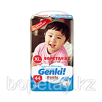 Трусики Genki размер XL (12-17кг)  44 штуки