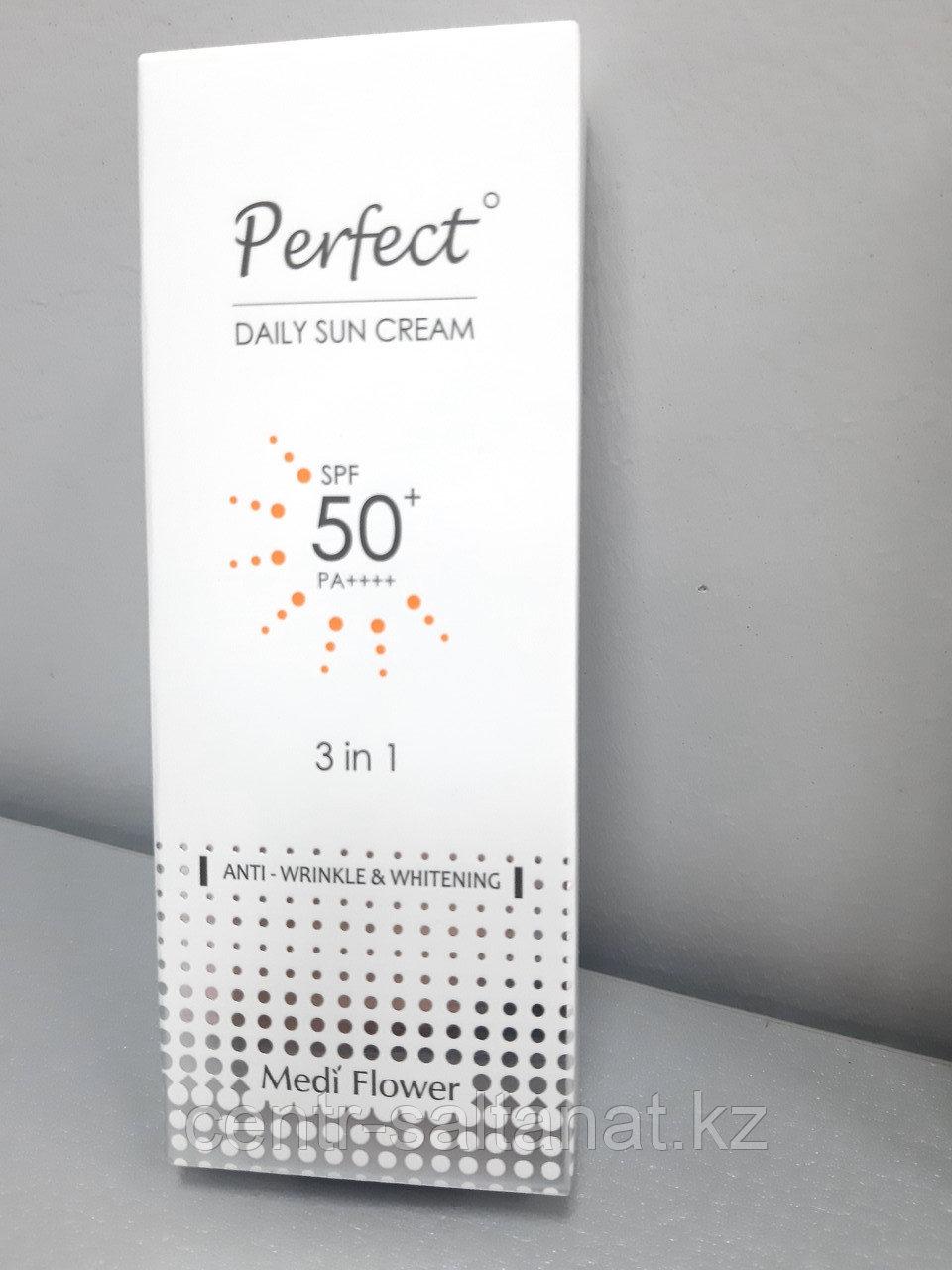 Солнцезащитный крем Perfect Daily Sun Cream 3 in 1  SPF 50+ PA++++ 50 мл