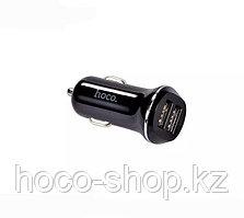 Зарядное устройство для телефона в авто Z1 Hoco black