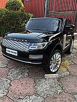 Детский электромобиль на пульте управления Land Rover Range Rover HSE доставка бесплатно Алматы